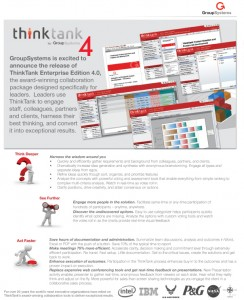 Think Tank Flyer