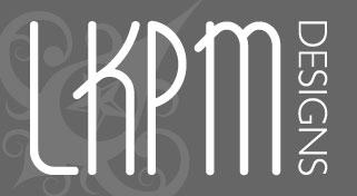 LKPM Designs Logo 2004 -2007