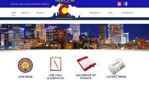 IBEW Home Page