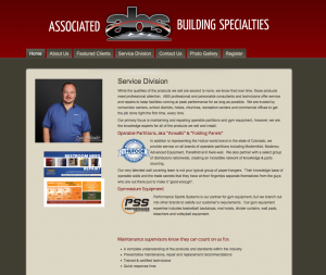 Specialties Services Page