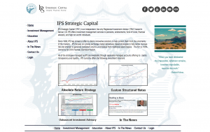 IPS home page