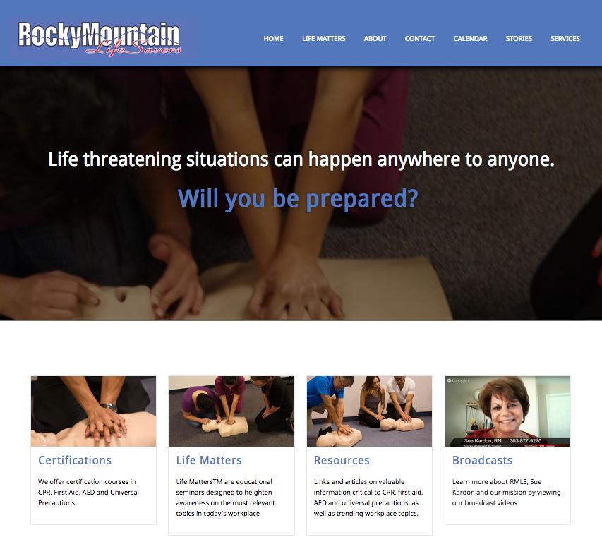 Rocky Mountain Life Savers