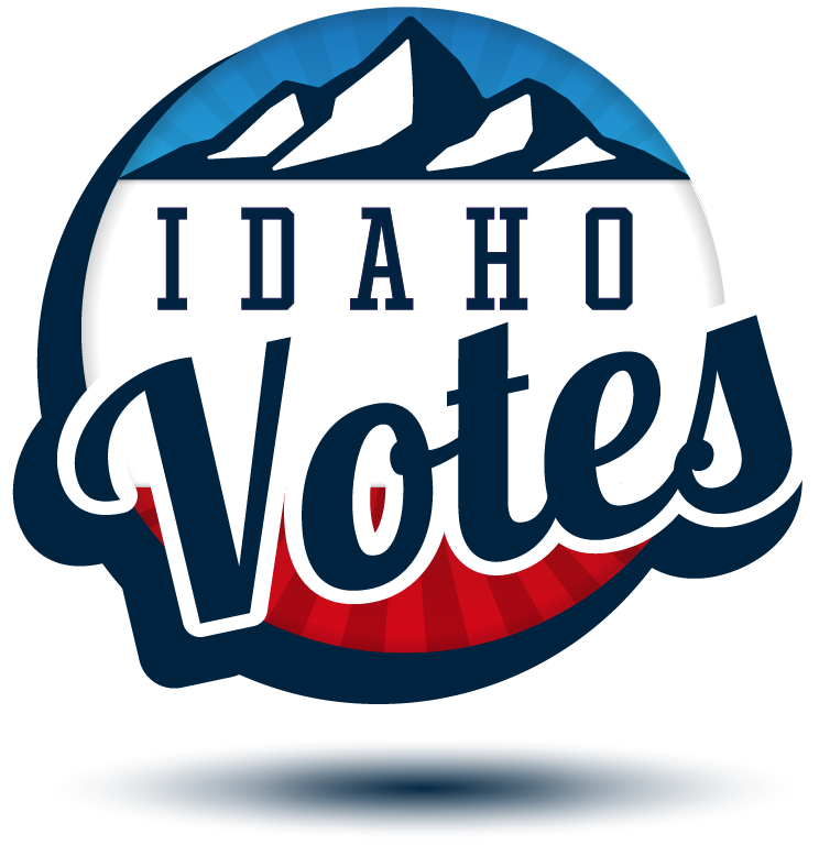 Idaho Votes Logo
